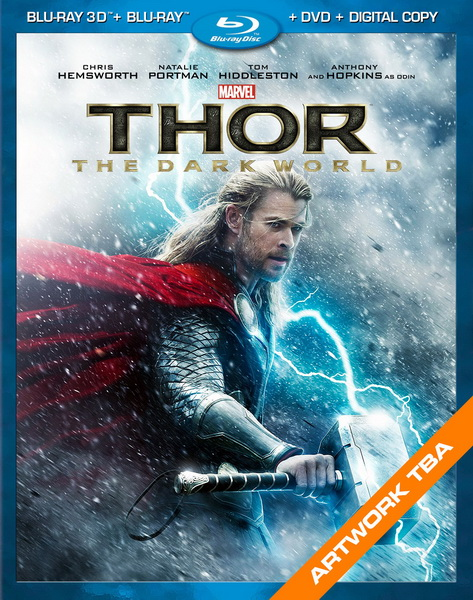 Тор 2: Царство тьмы / Thor: The Dark World (2013) BDRip-AVC от MediaClub | D | Лицензия