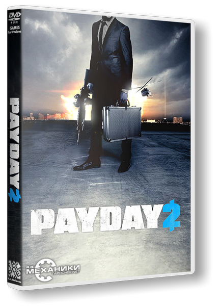 PayDay 2 - Career Criminal Edition [v 1.5.0] (2013) PC | RePack от R.G. Механики