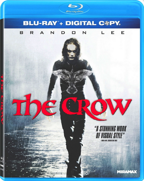 Ворон / The Crow (1994) BDRip 1080p