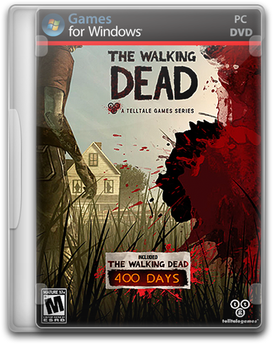 The Walking Dead: The Game. Season 1 and 2 (2012-2014) PC | RePack от Audioslave