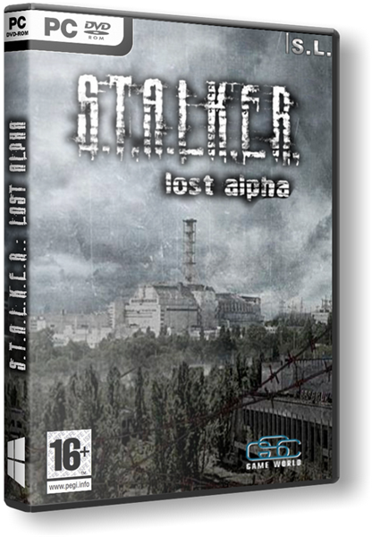 S.T.A.L.K.E.R.: Shadow of Chernobyl - Lost Alpha (2014) PC | RePack by SeregA-Lus