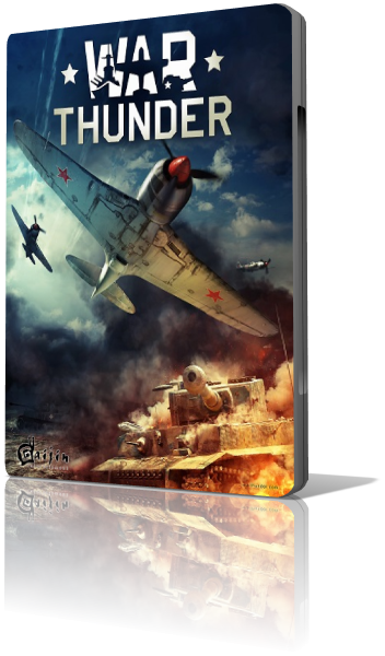 War Thunder [v.1.39.29.41] (2012) PC