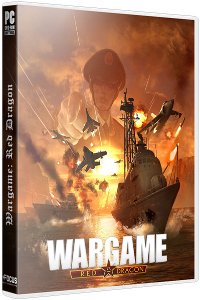 Wargame: Red Dragon (2014) PC | Лицензия