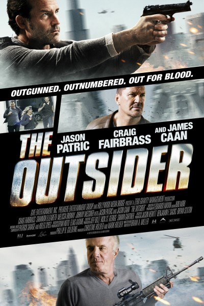 Изгой / The Outsider (2014)